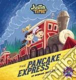The Pancake Express libro in lingua di Scott Brandon James (ADP)