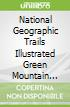 National Geographic Trails Illustrated Green Mountain National Forest Map Pack Vermont