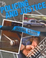 Policing and Justice libro in lingua di Flint Dirk