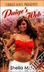 Paige's Web libro in lingua di Goss Shelia M.