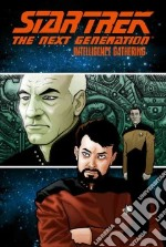 Star Trek: The Next Generation libro in lingua di Tipton Scott, Tipton David, Messina David (ILT)