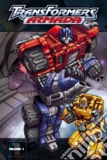 Transformers Armada 1 libro in lingua di Sarracini Chris, Raiz James (ILT)