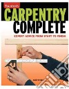 Taunton's Carpentry Complete libro str