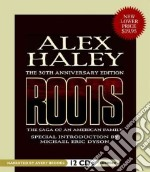 Roots (CD Audiobook) libro in lingua di Haley Alex, Brooks Avery (NRT)