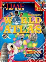 Time for Kids World Atlas libro in lingua di Cutler Nellie Gonzalez (EDT), Rosenbloom Jonathan (EDT)