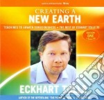 Creating a New Earth (CD Audiobook) libro in lingua di Tolle Eckhart