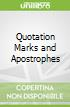 Quotation Marks and Apostrophes