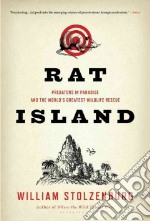 Rat Island libro in lingua di Stolzenburg William