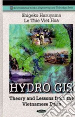 Hydro Gis libro in lingua di Haruyama Shigeko, Hoa Le Thie Viet
