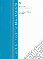 Code of Federal Regulations 2010 libro in lingua di Office of the Federal Register (COR)