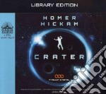 Crater (CD Audiobook) libro in lingua di Hickam Homer H., Verner Adam (NRT)