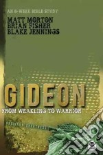 Gideon libro in lingua di Morton Matt, Fisher Brian, Jennings Blake