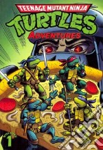 Teenage Mutant Ninja Turtles Adventures 1 libro in lingua di Eisinger Justin (EDT), Simon Alonzo (EDT)