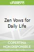 Zen Vows for Daily Life
