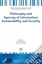 Philosophy and Synergy of Information libro in lingua di Kervalishvili Paata J. (EDT), Michailidis Sousana A. (EDT)