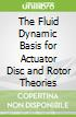 The Fluid Dynamic Basis for Actuator Disc and Rotor Theories