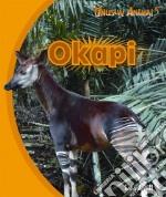 Okapi libro in lingua di Antill Sara