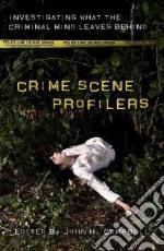 Crime Scene Profilers libro in lingua di Campbell John H. (EDT)