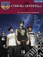 Avenged Sevenfold libro in lingua di Avenged Sevenfold (CRT)