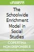 The Schoolwide Enrichment Model in Social Studies