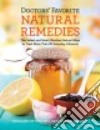 Doctors' Favorite Natural Remedies libro str