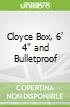 Cloyce Box, 6 Feet-4inches and Bulletproof