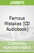 Famous Mistakes (CD Audiobook)