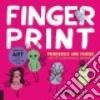 Finger Print Princesses and Fairies