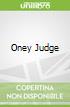 Oney Judge