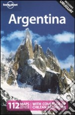Lonely Planet Argentina libro in lingua di Bao Sandra