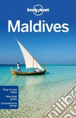 Lonely Planet Maldives libro in lingua di Masters Tom