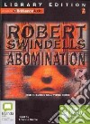 Abomination (CD Audiobook)