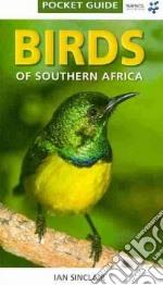 Birds of Southern Africa libro in lingua di Sinclair Ian