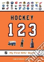 Hockey 123 libro in lingua di Jordan Christopher