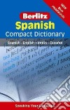 Berlitz Spanish Compact Dictionary