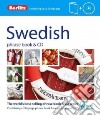 Berlitz Swedish Phrase Book + Cd