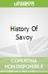 History Of Savoy