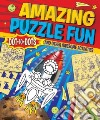Amazing Puzzle Fun libro str