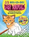 3-D Dot-to-Dot Baby Animals libro str
