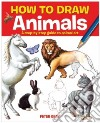 How to Draw Animals libro str