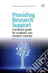 Providing Research Support