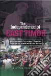 The Independence of East Timor