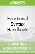 Functional Syntax Handbook