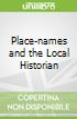 Place-names and the Local Historian
