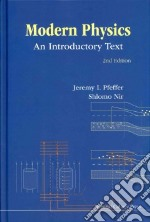 Modern Physics libro in lingua di Pfeffer Jeremy I., Nir Shlomo