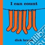 I Can Count libro in lingua di Bruna Dick