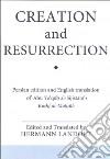Creation And Resurrection