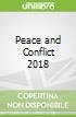 Peace and Conflict 2018