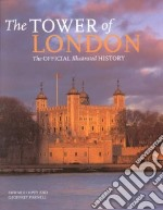Tower of London libro in lingua di Edward Impey