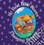 My First Bible Stories libro in lingua di David Juliet (RTL), Siewert Pauline (ILT)